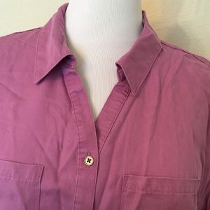 Button down shirt Size 1X